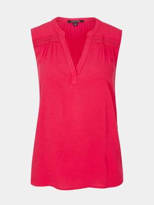 Блуза малинового цвета | 5659194