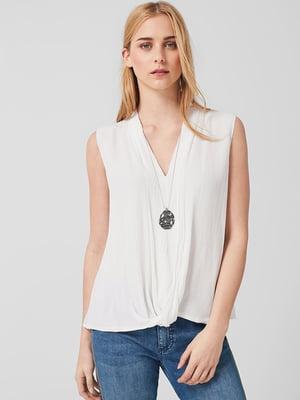 Блуза белая | 5659195