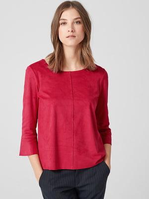 Блуза малинового цвета | 5659197
