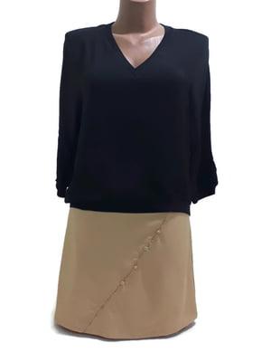 Пуловер черный | 5659199
