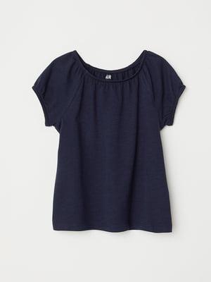 Блуза синя | 5659201