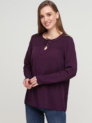 Блуза фиолетовая | 5659299