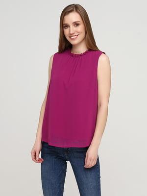 Блуза малинового цвета | 5659343