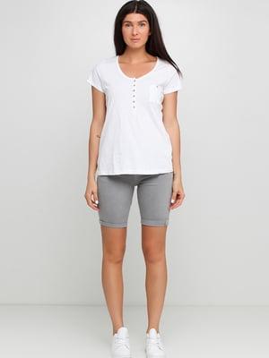 Шорти джинсові сірі | 5659607
