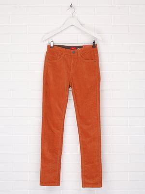 Штани коричневого кольору | 5659997