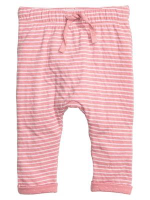 Ползунки розового цвета в полоску | 5660137