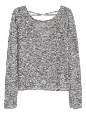 Джемпер серый | 5660221