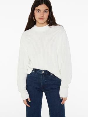 Джемпер белый   5660238