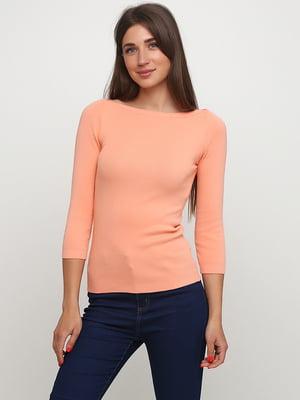 Джемпер персикового цвета | 5660248