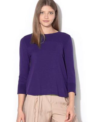 Джемпер фиолетовый | 5660252