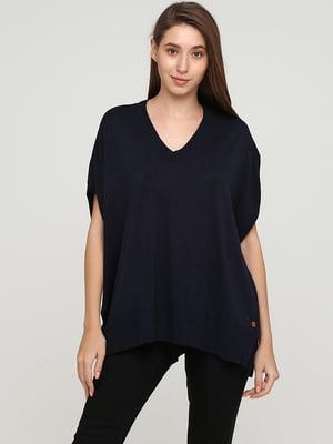 Пуловер синий | 5660326