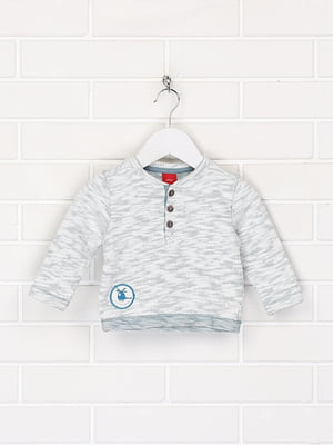 Джемпер-поло бирюзового цвета | 5660337