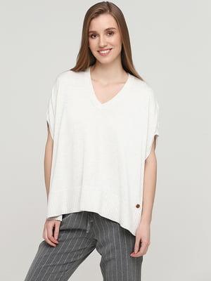 Пуловер молочного кольору | 5660368