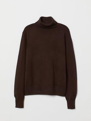 Гольф коричневого кольору | 5660403
