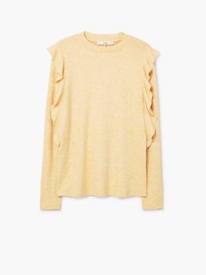 Джемпер жовтий | 5660421