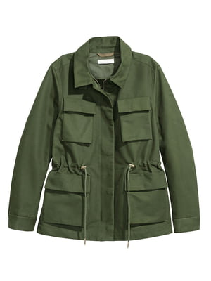 Куртка зеленая | 5660483