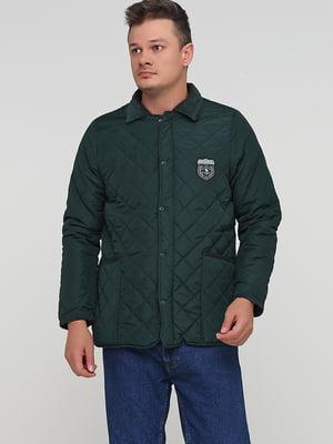 Куртка зеленая | 5660506