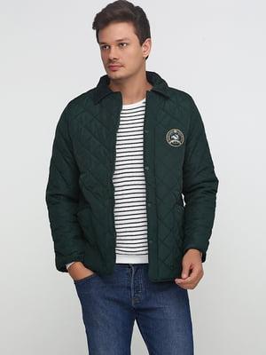 Куртка зеленая | 5660507
