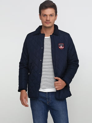Куртка синяя | 5660508