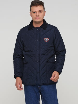 Куртка синяя | 5660509