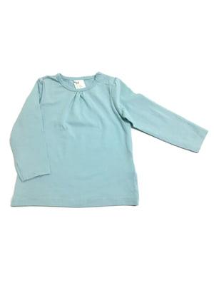 Лонгслив голубого цвета | 5660575