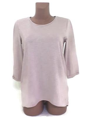 Лонгслив розового цвета | 5660602