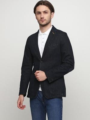 Пиджак синий | 5660734