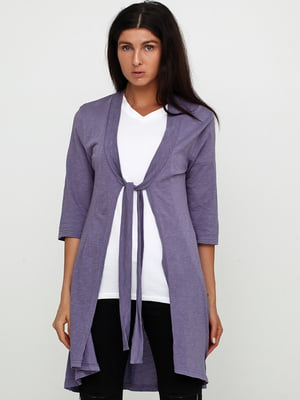 Накидка фіолетова | 5660735