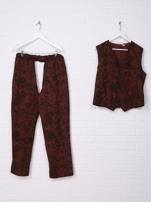 Костюм тематический: жилет и брюки | 5660737