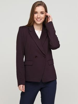 Жакет коричневого цвета | 5660748