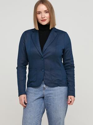 Жакет синій | 5660756