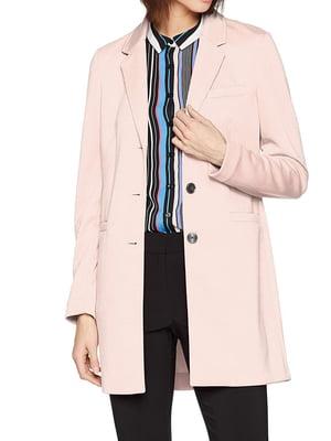 Пальто рожевого кольору | 5660799