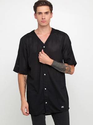 Рубашка черная | 5660899
