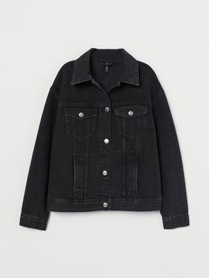 Куртка джинсовая серая | 5660919