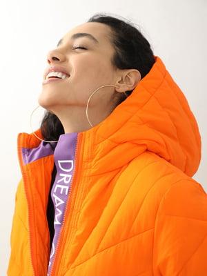 Куртка оранжевая | 5661665