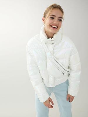 Куртка белая | 5661668