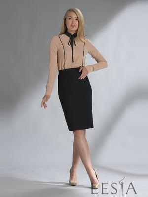 Блуза бежевая | 5304099