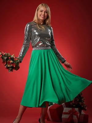 Комплект: лонгслив и юбка | 5304144