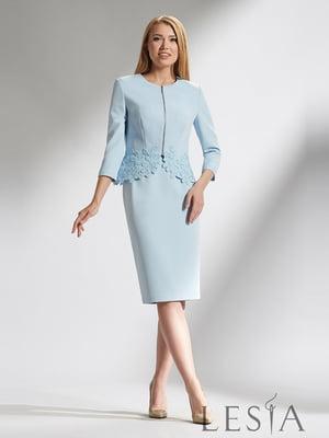 Костюм: жакет і сукня | 5304145