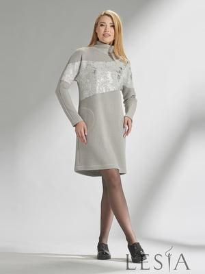 Сукня сіра | 5304211