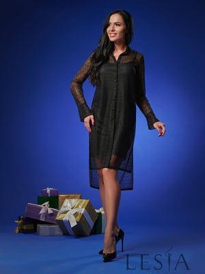 Платье черное | 5304300