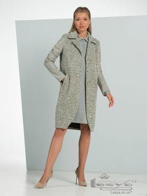 Пальто зеленое | 5368511