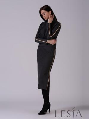 Костюм: блуза і спідниця | 5593382