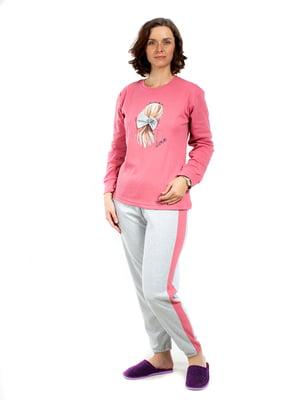 Пижама: джемпер и брюки | 5604067