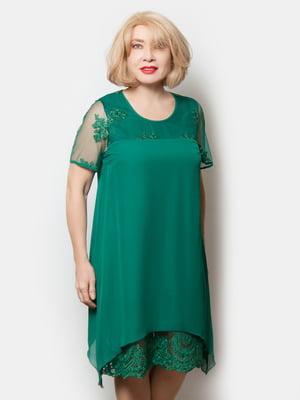 Сукня зелена | 5661994