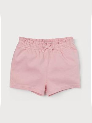 Шорти рожевого кольору | 5662419