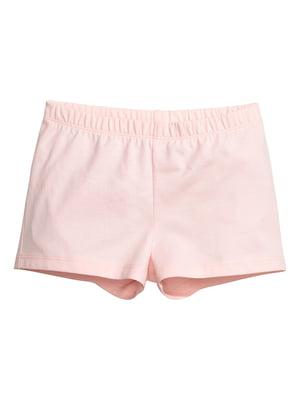 Шорты розового цвета | 5662423