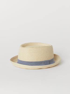 Шляпа желтая   5662493