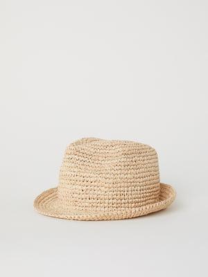 Шляпа желтая   5662499