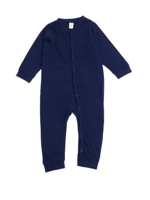 Чоловічок піжамний синій | 5662532